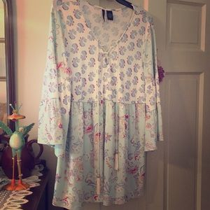 NWT Beautiful Boho blouse
